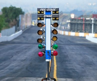 Drag Racing Track